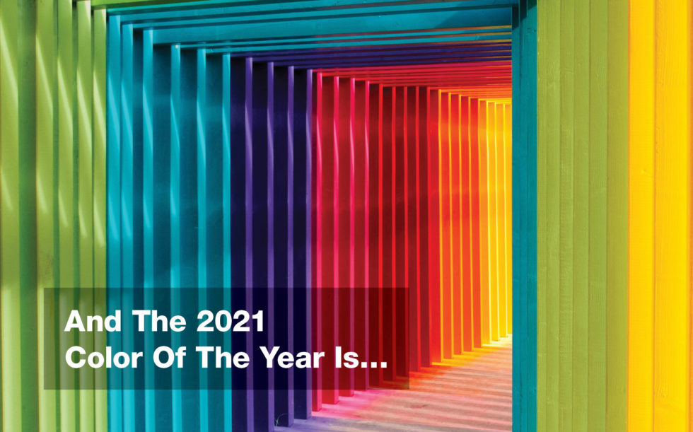 2021 Color of the Year for Home Design